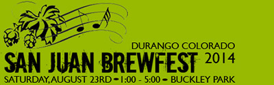 Durango's only real beer tasting festival